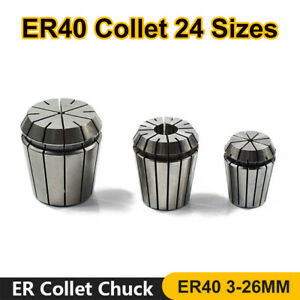 ER40-Collet-All-Sizes-3-0-26-0mm-DIN6499B-Quality-Collets-CNC-Lathe-Milling-Tool