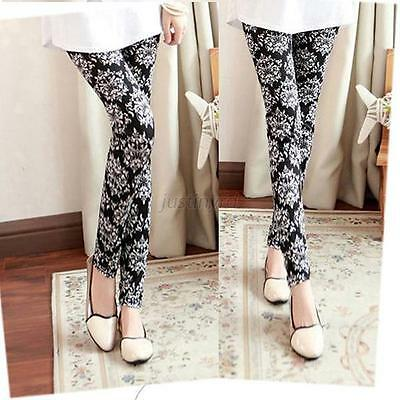 Women Sexy Slim Skinny Leggings Jeggings Multi Patterns Stretch Pants Trousers