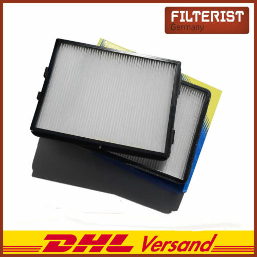Intérieur Filtre pollen filtre micro-filtre BMW 5 e39 sct GERMANY sa1105 2-er set