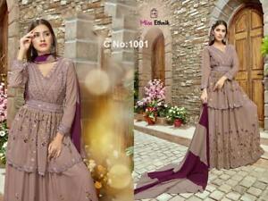 Salwar-Suit-Kameez-Indian-Pakistani-Dress-Anarkali-Designer-Shalwar-Wear-Party