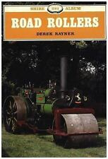 Road Rollers (Shire Library)