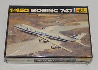 Heller 1/450 Boeing 747 Sealed Model Kit R9025