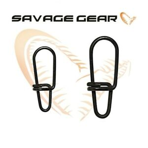 SAVAGE GEAR CROSSLOCK EGG SNAP NEW 10PCS CRAZY PRICES