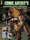 Comic Artist's Essential Photo Reference: People and Poses by Buddy Scalera (Paperback, 2016)