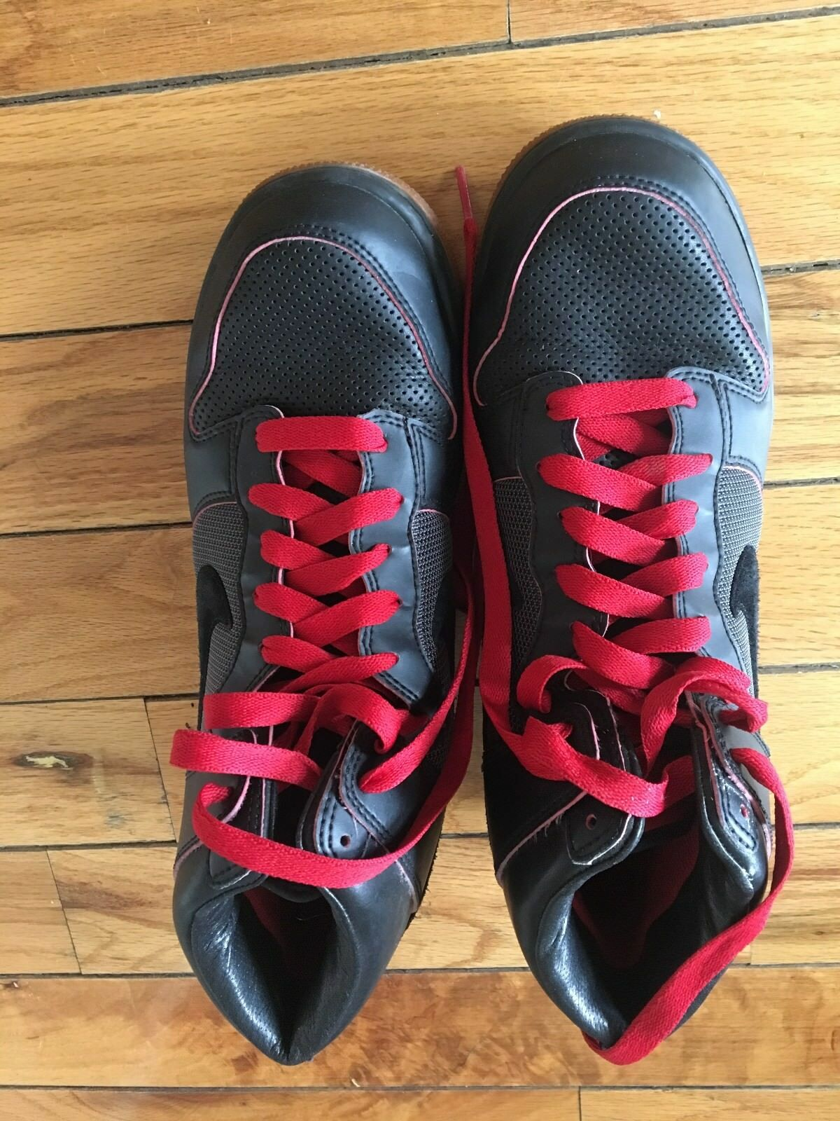 Gentleman/Lady NIke SB Dunk, Black and Red Ideal sale gift for all occasions Year-end sale Ideal professional design 0ec0e6