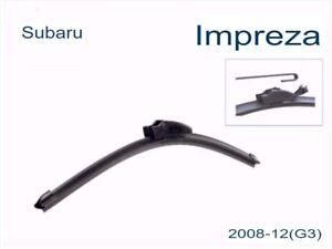 Flexible-Windscreen-Wiper-Blades-for-Subaru-Impreza-2008-2012-G3-pair