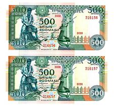 Somalia 500 Shilin P 36 c 1996 UNC Low Shipping Combine FREE Soomaaliya 36c