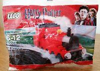 Lego Harry Potter Hogwarts Express 40028 Factory Sealed 2011 Promo Retired