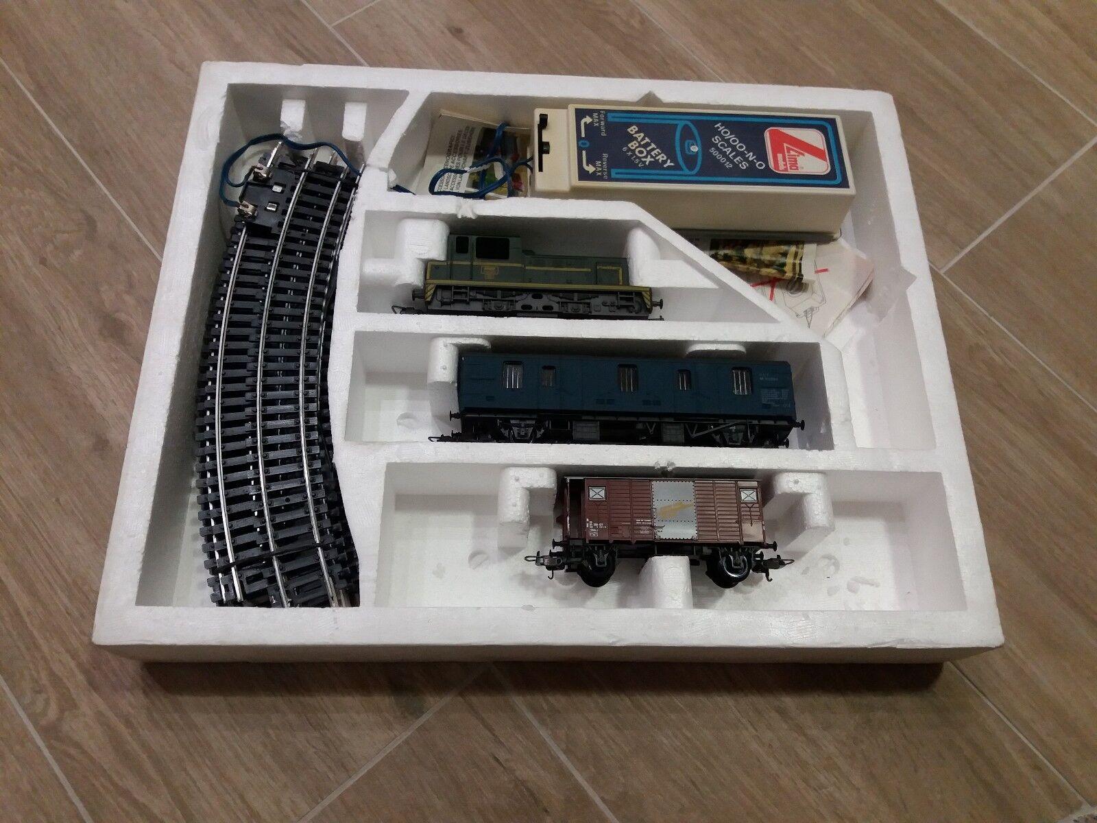 "Vintage  ""Lima models  train set "",  101901 B, manufactured by Lima. New."