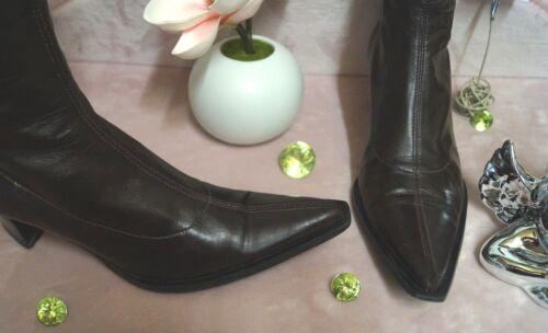 Chaussures Occasion Femme Occasion Femme Chaussures Bottes Marron Bottes Marron qgwqx4T