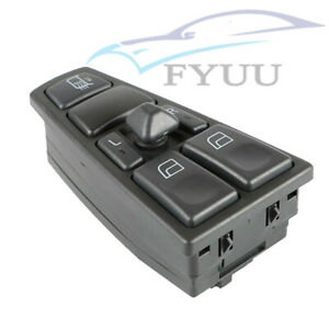 Power Window Lifting Switch Front Left 21628532 for 05-14 Volvo VN VNL
