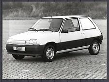 PRESS - FOTO/PHOTO/PICTURE - Renault 5 Bestel