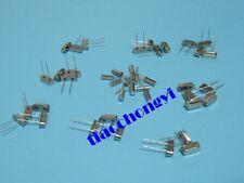 32.768KHZ -25MHz 60pcs 12value Crystal Resonators Oscillator Assorted Kit Set