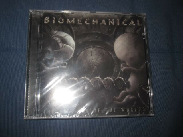 Biomechanical The empires of the worlds NEU  CD