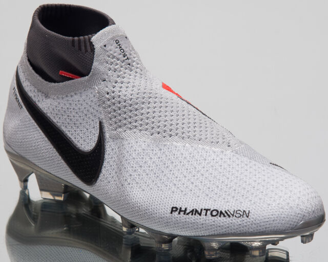first rate 20496 1b6a7 Nike Phantom Vision Elite Dynamic Fit FG Football Shoes Pure Platinum  AO3262-060