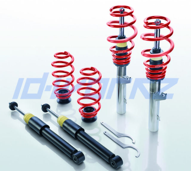 Eibach Coilovers Pro Street S for Ford Fiesta Mk6 Van