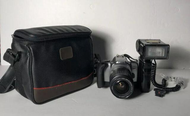 Canon Eos Rebel K2 Film Camera W   28