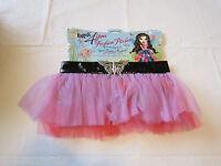 Girls Bratz For You Fashion Pixiez Skirt 350736 Ages 4+ Purple Pink Tutu