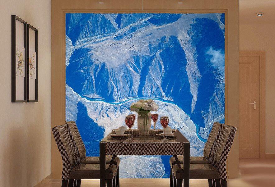 3D Brahmaputra Grand Canyon 7 Tapete Wandgemälde Tapete Tapeten Bild Familie DE | Wir haben von unseren Kunden Lob erhalten.  | Online Store  | Zu einem erschwinglichen Preis