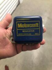 MOTORCRAFT NOS REGULATOR--D4FF-10316-AA FORD
