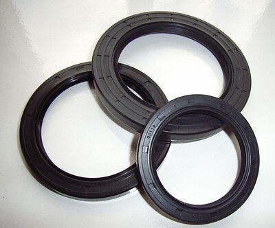 2 Stk Wellendichtring Simmerring NBR 75x100x13-75//100//13 mm AS = WAS = BASL