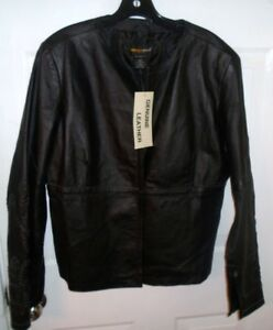 Leather cuffs Metro free black Spedizione Sleeves 16 Saldi sz Braided Jacket Style OY7qYwEH