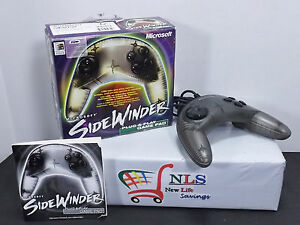 SIDEWINDER PLUG AND PLAY GAMEPAD DRIVERS FOR WINDOWS 8