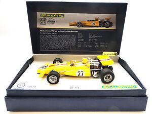Scalextric-Legends-McLaren-M7c-Jo-Bonnier-1-32-Slot-Car-1-of-5000-C3698A