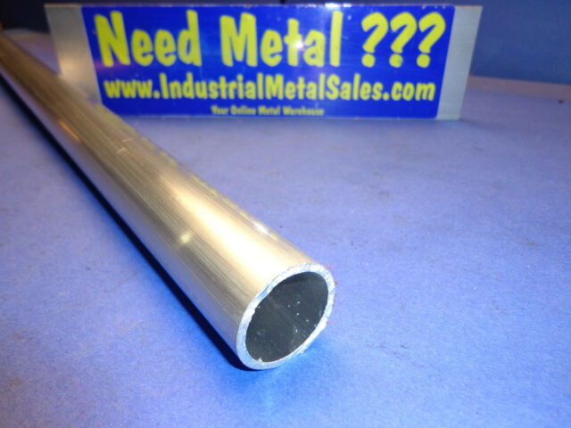 3 Pack 6061 T6511 Aluminum Round Tube Combo