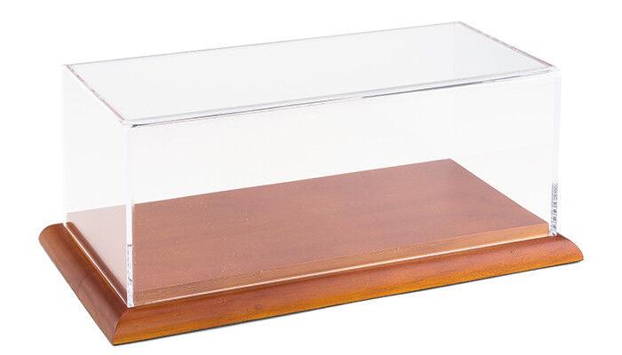 Cmc a-004 de alta calidad coleccionista vitrina para 1 24 - y 1 18 - modelos