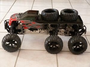 Hpi Savage Flux 6 Roues Neuf