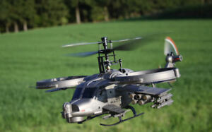 RC-2-4-Ghz-Hubschrauber-SPEED-FIGHTER-SA2-ferngesteuerter-Helikopter-Avatar-Heli