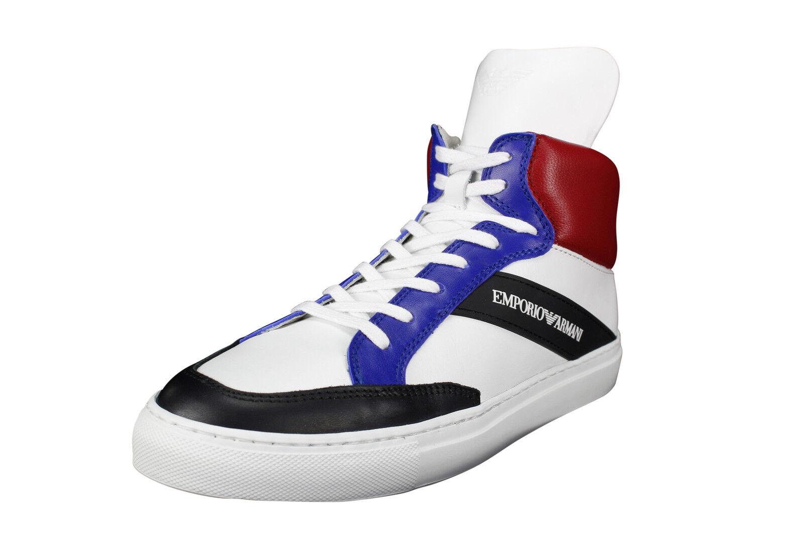 Emporio Armani Mens Sneakers X4Z026
