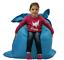 Adult-Kids-Large-Bean-Bag-Chair-Sofa-Cover-Indoor-Gaming-Outdoor-Garden-Children thumbnail 12