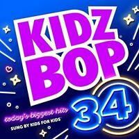 Kidz Bop Kids - Kidz Bop 34 [new Cd] on Sale