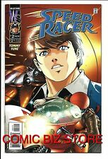 SPEED RACER #2 (1999) WILDSTORM COMICS