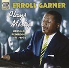 Plays Misty Original Recordings 1953 - 1954 Erroll Garner Audio CD
