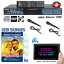 thumbnail 1 - SONKEN MP4000 KARAOKE MACHINE 128 SONG VOCAL SINGER PACK #2 - 2 MICS - BLUETOOTH