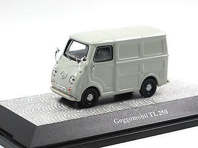 Neueste Kollektion Von Premium Classixxs 11100 Goggomobil Tl 250 Transporter Goggo 1/43 Grau