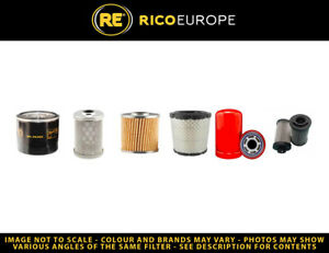 Volvo EC55 Filter Service Kit