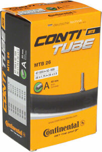 Continental-26-x-1-75-2-5-40mm-Schrader-Valve-Tube
