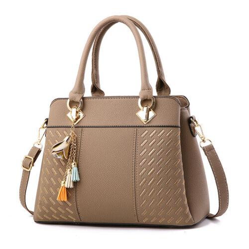 Fashion Womens Bag Purse Shoulder Handbag Tote Messenger Hobo Satchel Bag Top