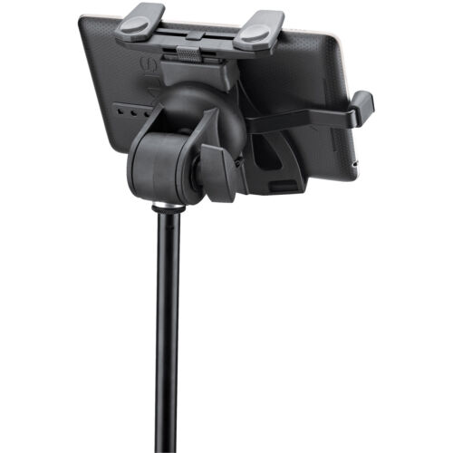 K/&M 19742 Universal Mic or Music Stand iPad or Android Table