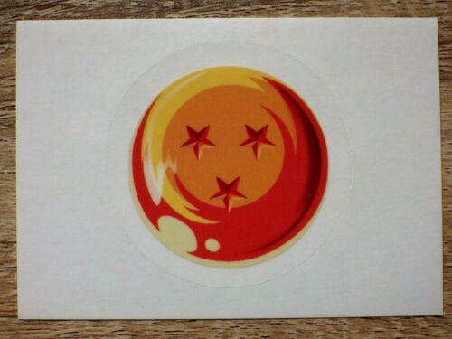 Autocollant stickers Panini pour Album Dragon ball Super DBS sticker n°68