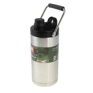 1-2-Gallon-Rugged-Double-Wall-Vacuum-Sealed-Bottle-Stainless-Steel-Water-Jug-NEW