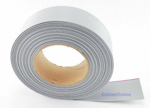 100ft FR-004 Roll 44-Conductor 2.0mm Bulk Ribbon Cable