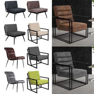 Amazing Details About Scandinavian Armchair Lounge Chair Upholstered Steel Frame Bedroom Living Room Inzonedesignstudio Interior Chair Design Inzonedesignstudiocom