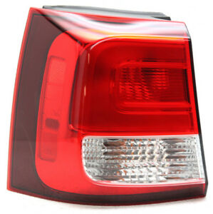 OEM 2014-2015 Kia Sorento Left Tail Lamp Light Taillamp Taillight Left Hand