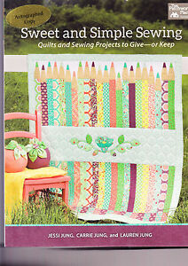 CLEARANCE-Sweet-And-Simple-Sewing-Sewing-Projects-to-Give-or-Keep-Book