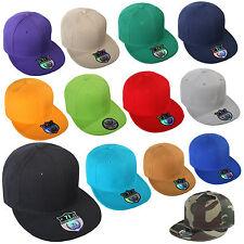 ETHOS USA FITTED BLANK CAP NEW KAPPE TRUCKER BASEBALL Cappy